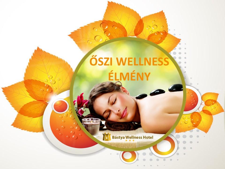 Őszi wellness élmény