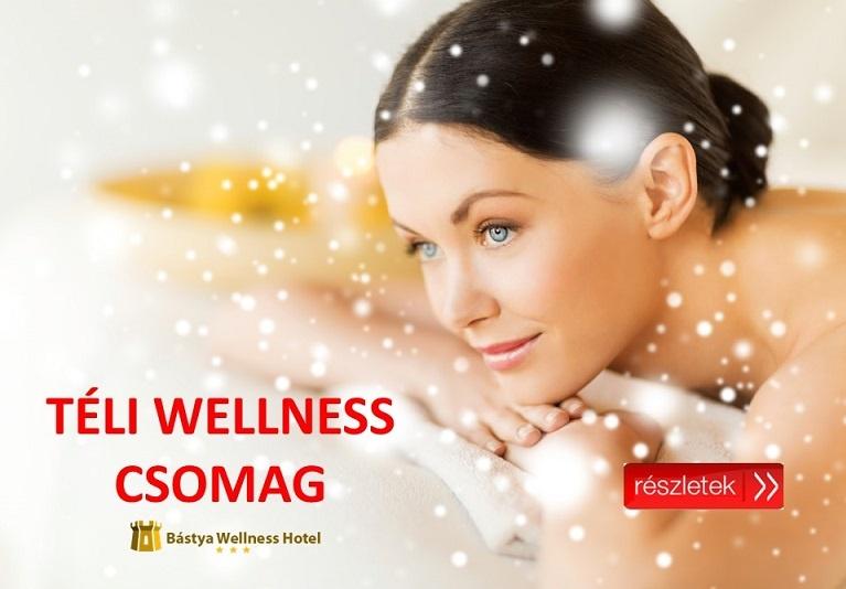 Téli kényeztető wellness csomag